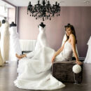 Fast so wichtig wie die Braut selbst: Das Hochzeitskleid