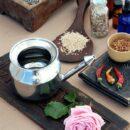 Gesundheit und Krankheit in der indischen Ayurveda Medizin
