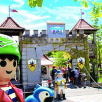 PLAYMOBIL-FunPark bietet Spaß für Groß und Klein
