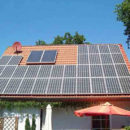 Stromgewinnung mit der eigenen Solaranlage